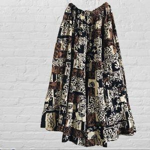 Phool Boho Skirt